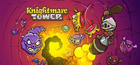 Knightmare Tower cover art