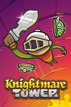 Knightmare Tower poster image on Steam Backlog