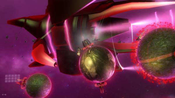 скриншот Orbital Gear 5