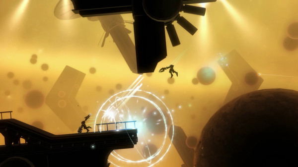 скриншот Orbital Gear 2