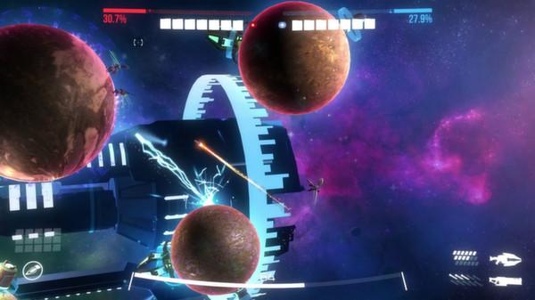 скриншот Orbital Gear 4