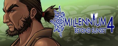 Millennium 4 - Beyond Sunset - 千年 4:超越日落