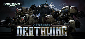 Space Hulk: Deathwing cover art