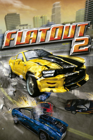 FlatOut 2 poster image on Steam Backlog