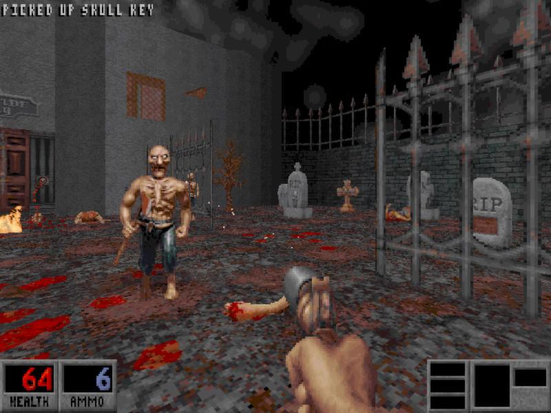 Blood: One Unit Whole Blood screenshot 1