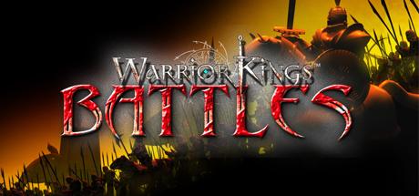 Game Banner Warrior Kings: Battles