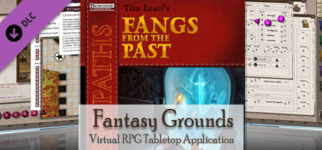 Fantasy Grounds - PFRPG Basic Paths: Fangs from the Past