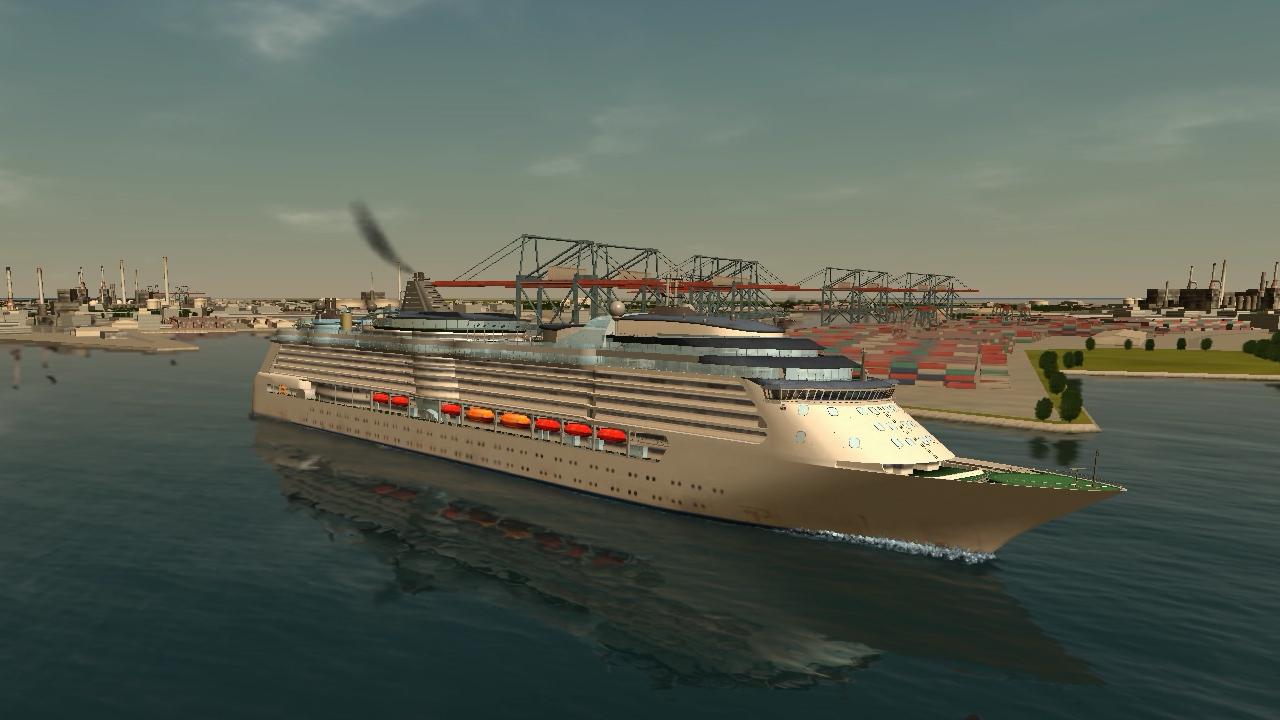 What's On Steam - European Ship Simulator