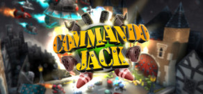 Commando Jack cover art