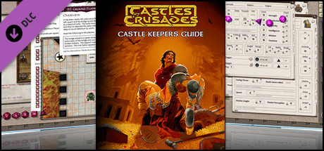 Fantasy Grounds - C&C Castle Keeper's Guide