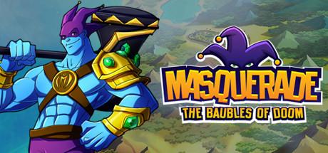 Masquerade: The Baubles of Doom cover art