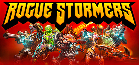 Game Banner Rogue Stormers