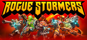 Rogue Stormers cover art