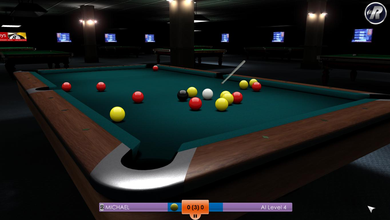 3D Live Snooker - Full Version free download version ...