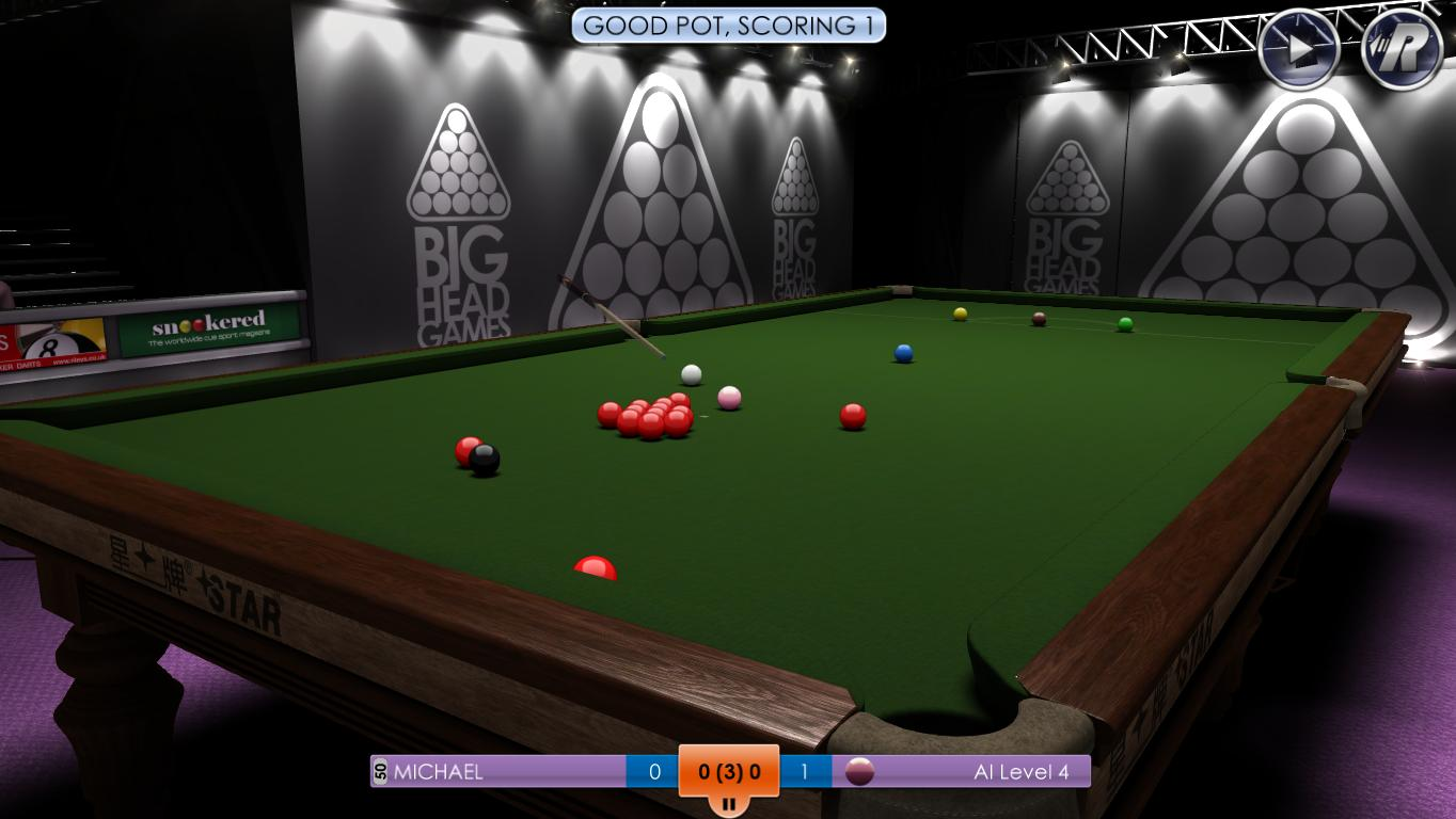 International Snooker 2012 (free version) download for Mac ...