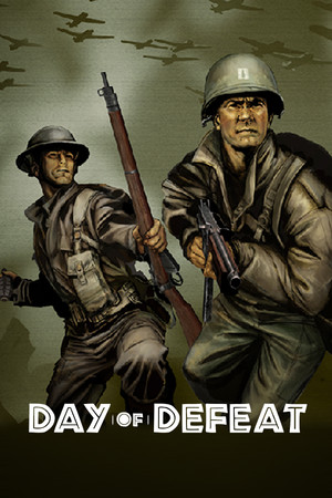 Day of Defeat poster image on Steam Backlog