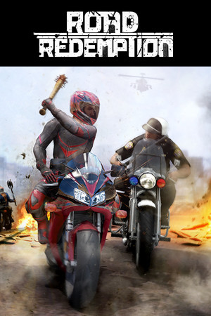 Road Redemption poster image on Steam Backlog