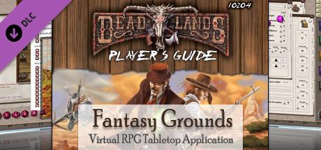 Fantasy Grounds - Deadlands Reloaded: Player's Handbook