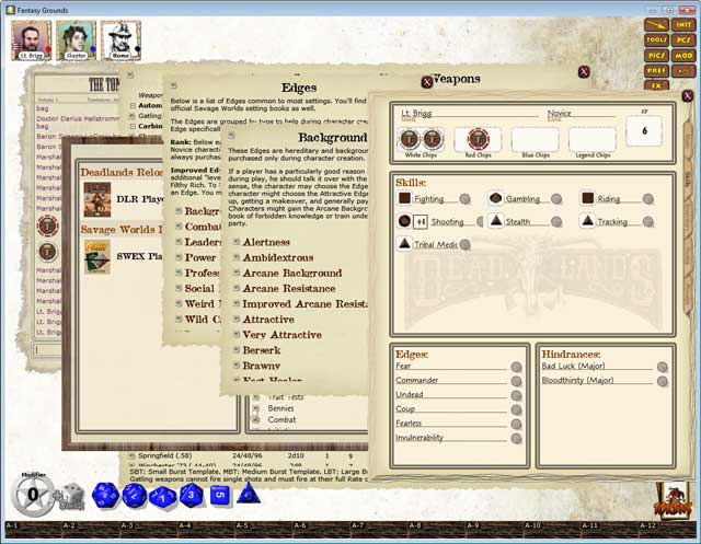 Deadlands Reloaded Players Guide Pdf