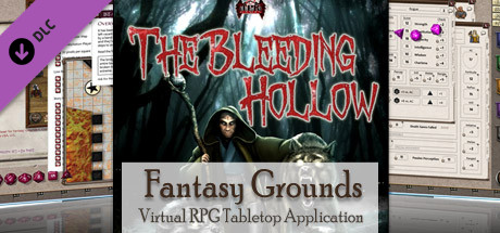 Fantasy Grounds - PFRPG Compatible Adventure: The Bleeding Hollow