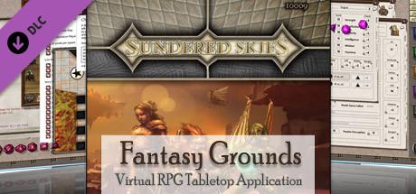 Fantasy Grounds - Savage Worlds Setting: Sundered Skies
