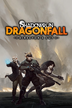 Shadowrun: Dragonfall - Director's Cut poster image on Steam Backlog