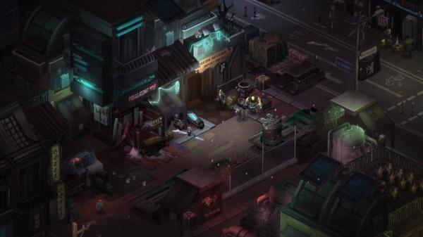 Shadowrun: Dragonfall – Director's Cut Captura 2