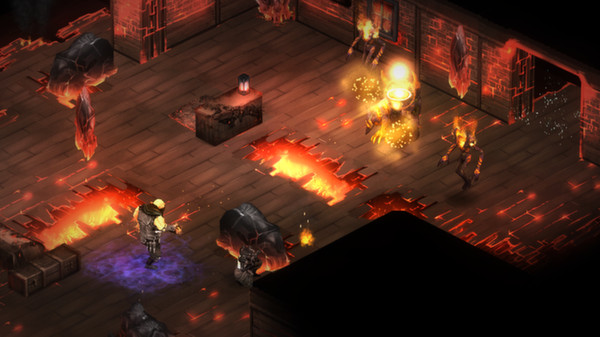 Shadowrun: Dragonfall – Director's Cut Captura 1