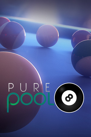 Pure Pool poster image on Steam Backlog
