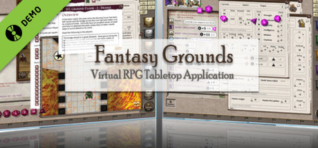 Fantasy Grounds Demo