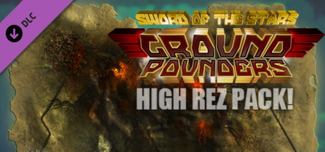 Ground Pounders - High Rez Pack