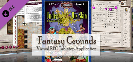 Fantasy Grounds - 3.5E/PFRPG: B01: Under His Skin