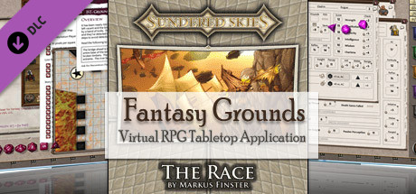 Fantasy Grounds - Sundered Skies #5 - The Race