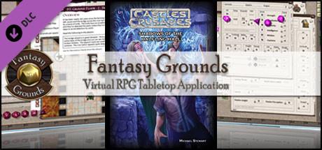 Fantasy Grounds - C&C: U1 Shadows of Halfling Hall
