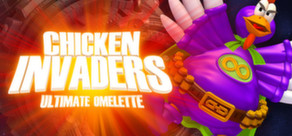 Chicken Invaders 4 cover art