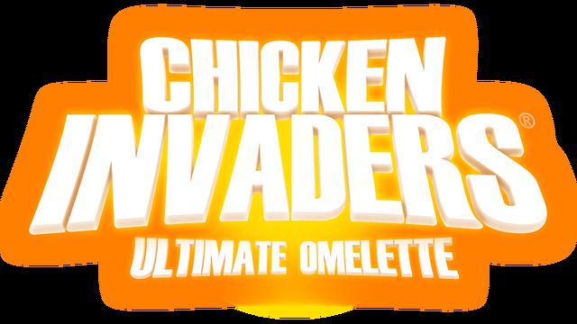 Chicken Invaders 4 logo