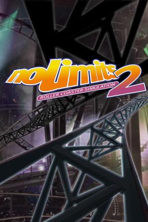NoLimits 2 Roller Coaster Simulation poster image on Steam Backlog