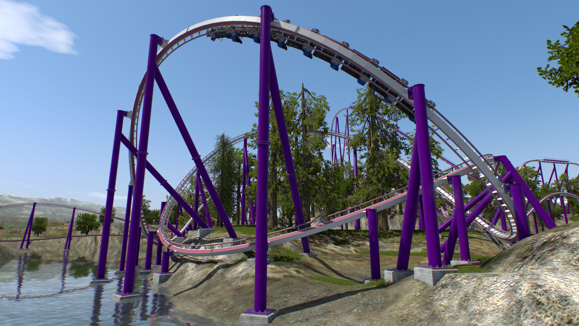 NoLimits 2 Roller Coaster Simulation on Steam