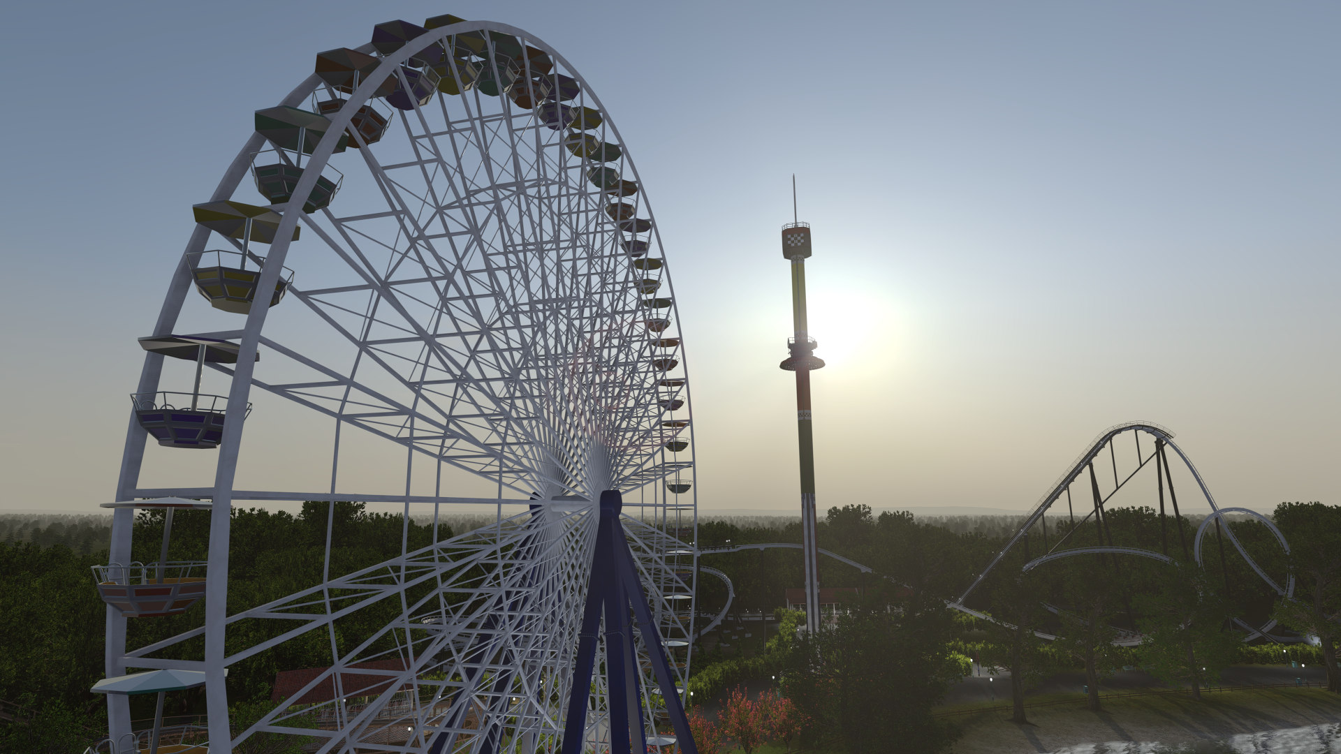 No limit roller coaster free download.