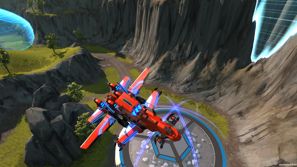 Скриншот из Robocraft