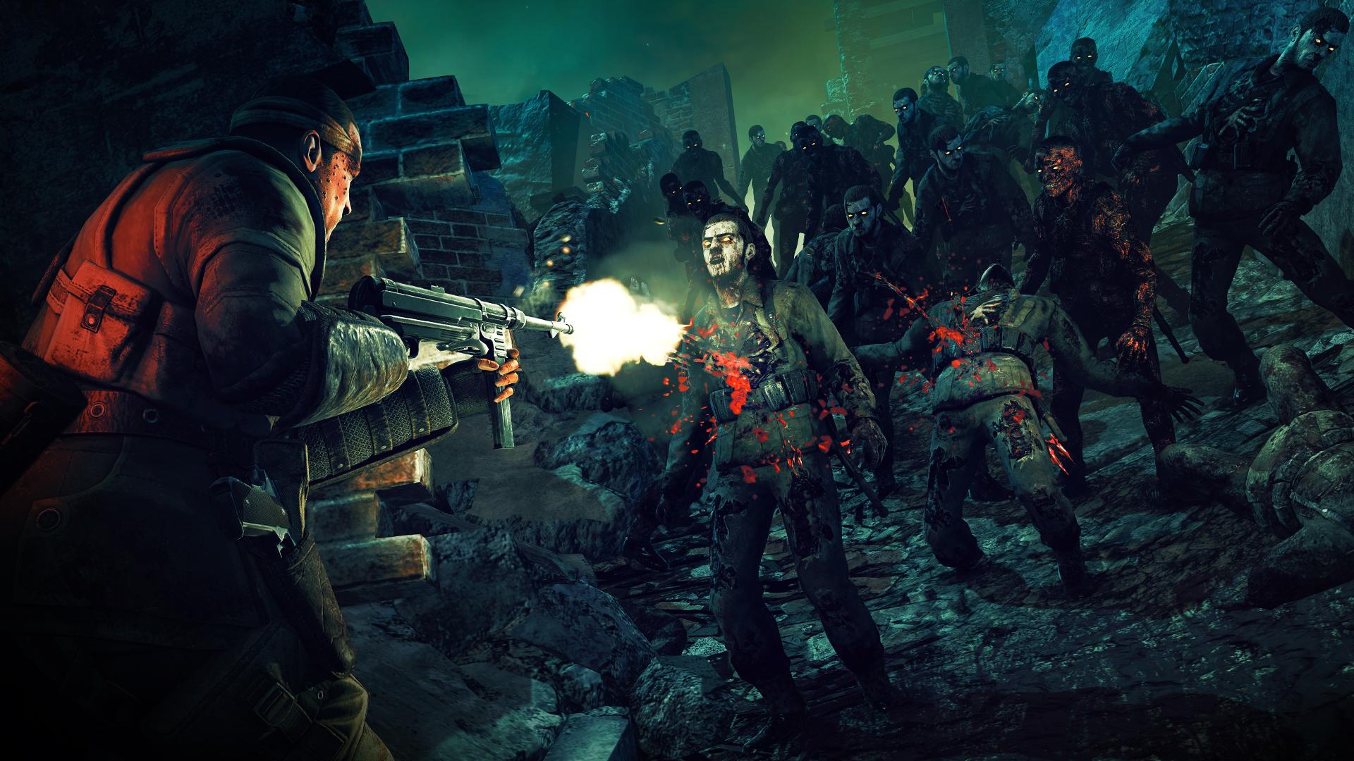 Zombie Army Trilogy on Steam
