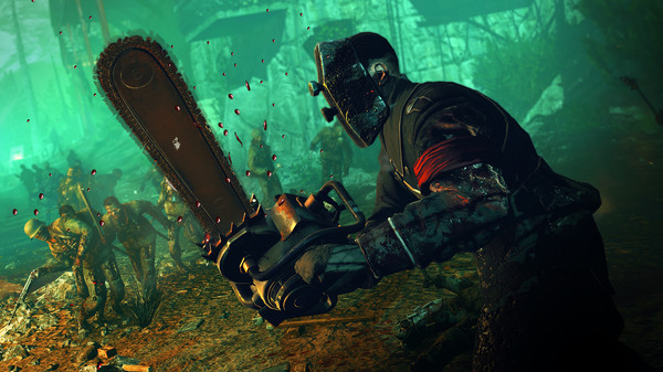 Screenshot of Zombie Army Trilogy