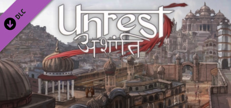 Unrest Art & Extras