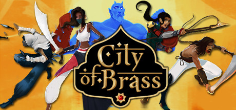 City Of Brass cover art