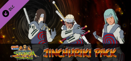 NARUTO SHIPPUDEN: Ultimate Ninja STORM Revolution - DLC4 Jinchuriki Costume Pack 1