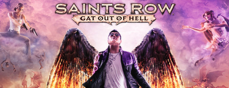 Saints Row: Gat out of Hell - 黑道圣徒:逃出地狱