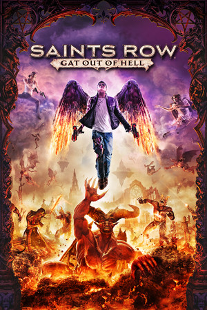 Saints Row: Gat out of Hell poster image on Steam Backlog