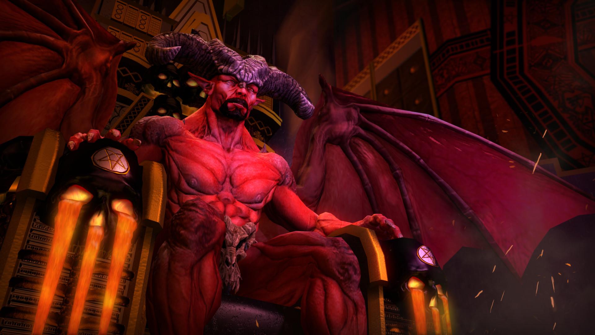 Saints Row Gat Out Of Hell Multilenguaje ESPAÑOL XBOX 360 (Region FREE) (COMPLEX) 11