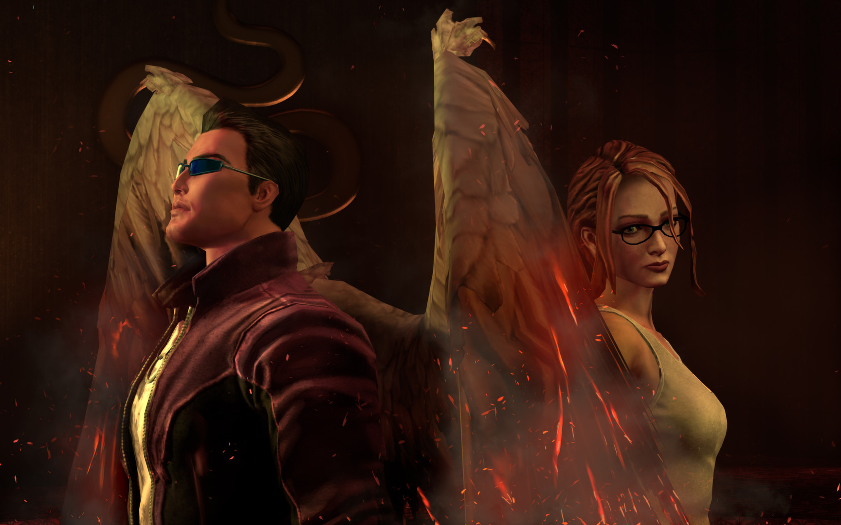 Saints Row Gat Out Of Hell Multilenguaje ESPAÑOL XBOX 360 (Region FREE) (COMPLEX) 10
