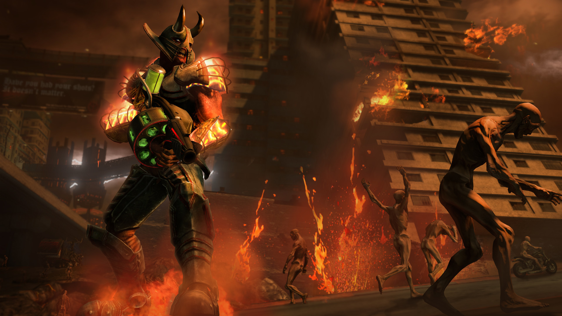 Saints Row Gat Out Of Hell On Steam